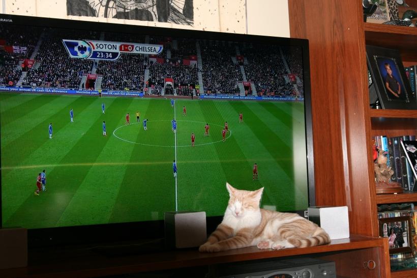 Southampton vs. Chelsea 3